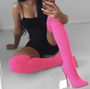 Thigh High Pointed Toe Boots for Sale in Lincolnwood, IL