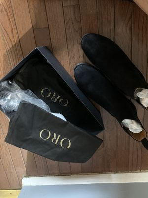 ORO Los Angeles Chelsea Boot Black for Sale in Falls Church, VA