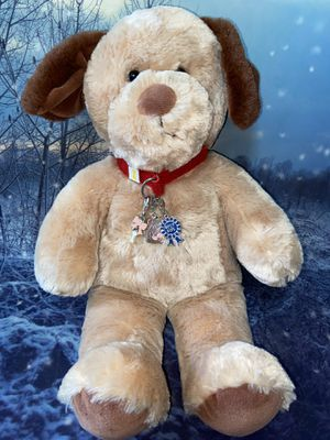 Build a bear dog plush for Sale in Bellflower, CA