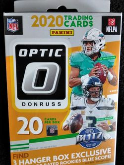 DONRUSS OPTIC FOOTBALL HANGER BOX for Sale in South Gate,  CA