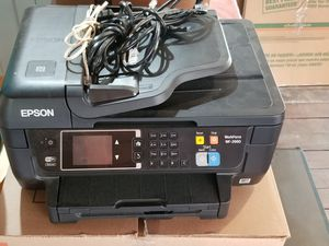 Epson Workforce WF-2660 for Sale in Coral Springs, FL