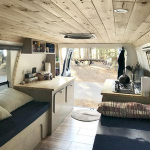 Camper RV Van - Dodge RAM B3500 for Sale in Marina del Rey, CA