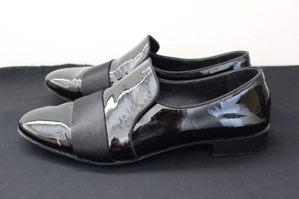 Pre owned Giuseppe Zanotti loafers and slip-on