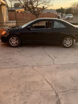 2001 Honda Civic Lx for Sale in North Las Vegas,  NV