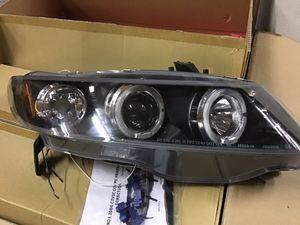2006 Honda Civic Coupe Halo Headlight set for Sale in Morton, IL