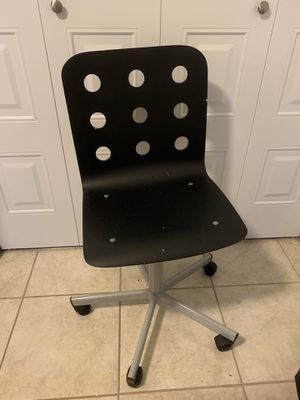 Desk chair-moving!! Needs to go !! for Sale in Princeton, FL