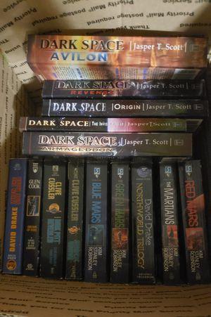 Sci-Fi Book Lot for Sale in Milton, FL