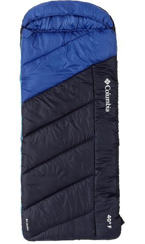 Columbia 40° Coalridge hooded sleeping bag extra-large for Sale in La Verne, CA