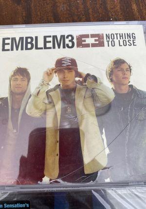 Emblem 3 CD for Sale in Temecula, CA