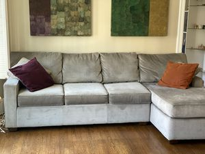 Beautiful like-new sectional couch - negotiable for Sale in San Francisco, CA