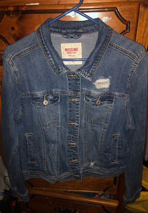 Ladies Mossimo xl Jean jacket for Sale in La Puente, CA