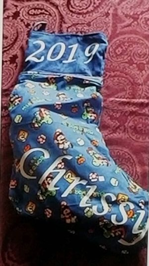 Mario stocking for Sale in Florence, MS