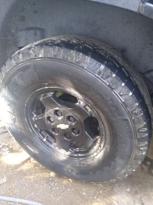 Chevy rims for Sale in Chino Hills, CA