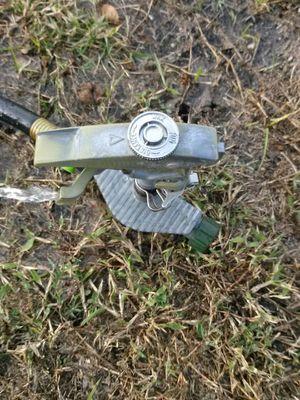 Above ground sprinkler system, like new for Sale in Port Richey, FL