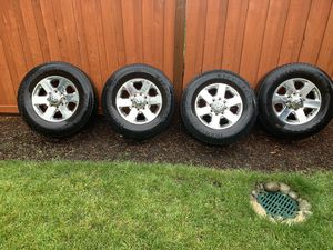 4X4 Dodge Ram 2500 Wheels for Sale in Lake Tapps, WA