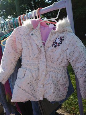 Hello Kitty size 6 coat for Sale in Edison, NJ