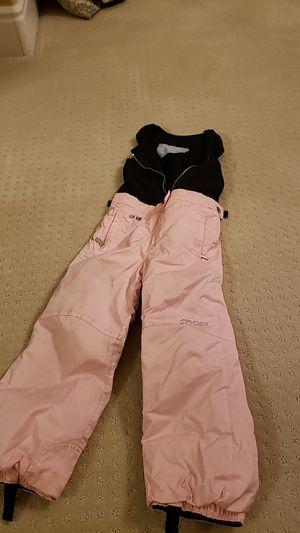 Girls Spyder ski bib/overall for Sale in Poway, CA