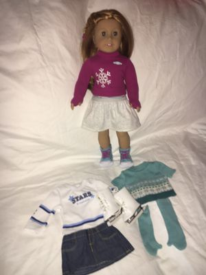 American Girl Doll Mia Girl of the Year 2008 for Sale in Hillsboro, OR