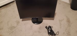Samsung curved monitor 24 inch for Sale in Tacoma, WA