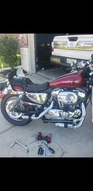 Harley Davidson sportster 1200 Motorcycle for Sale in Channelview, TX