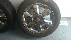 "Chrome rims wheels 16"" 5x100 for Sale in Staten Island, NY"