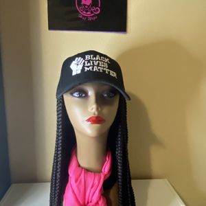New BLM Box Braid Hat Wig for Sale in Portland, OR