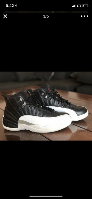 Air Jordan playoff 12s for Sale in San Jose, CA