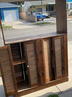 Hutch Cabinet for Sale in Los Angeles,  CA