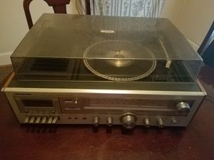 Vintage Sound Design Record/ Cassette Player for Sale in Joplin, MO