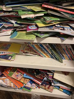 A lot Of Kids Books Free for Sale in Dallas,  TX