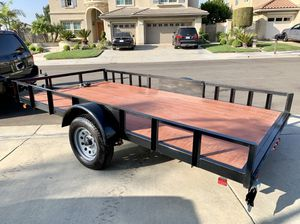 Carson Utility Trailer for Sale in Yorba Linda, CA