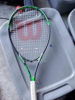Like New Tennis Racket for Sale in Everett,  WA