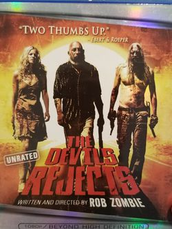 Devil's Rejects Rob Zombie Blu-Ray DVD for Sale in Houston,  TX