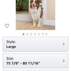 Dog Door For Sliding door for Sale in Phoenix, AZ