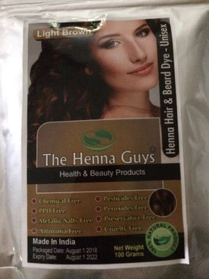 Henna for hair for Sale in Kenmore, WA