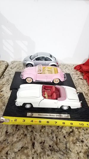 Mercedes Benz, Volkswagen & Beetle toy collections for Sale in Tukwila, WA