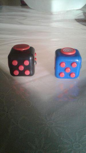 2 Fidget Cubes for Sale in Austin, TX