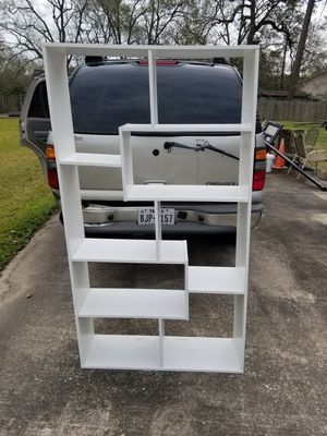 WHITE SHELVING for Sale in Spring, TX