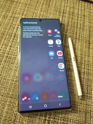 SAMSUNG GALAXY NOTE 10 PLUS 256GB LIKE NEW CERO DAMAGES, SCRATCHES,VERY CLEAN, EVERYTHING WORKS PERFECTLY, UNLOCKED for Sale in Los Angeles, CA