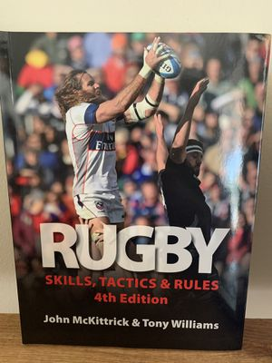 Rugby tactics and rules book for Sale in Denver, CO