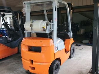 Toyota 3k Forklift for Sale in Tacoma,  WA