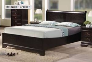 Queen Bed Frame & Plush Mattress Set 🔴 Price Firm New for Sale in Los Angeles, CA