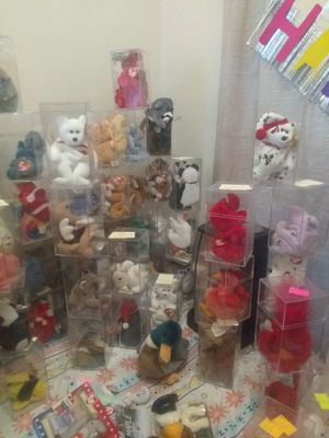 Beanie babies collection for Sale in Bowling Green, OH