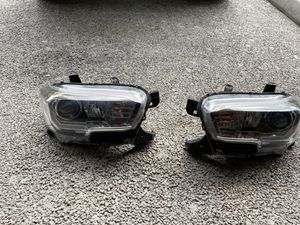 3rd gen LED Tacoma headlights from 2017 for Sale in Seattle, WA