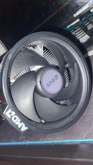 Amd cpu fan for Sale in Glendale, AZ