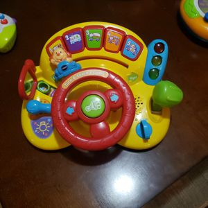 Vtech Turn And Learn Driver for Sale in Jurupa Valley, CA
