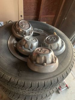 Dodge Ram 2500 1997 Rims and Tires for Sale in Portland,  OR
