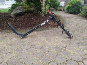 Bike rack fits 5 bikes for Sale in Oregon City, OR