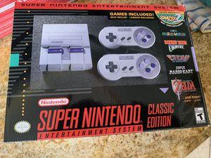 Modded Super Nintendo classic for Sale in Ontario, CA