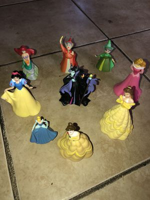 Disney Misc Cake Toppers for Sale in Hayward, CA